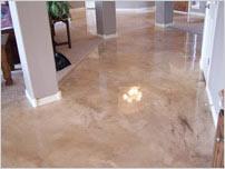 Concreteflooringifrisco for How to clean concrete floors indoors