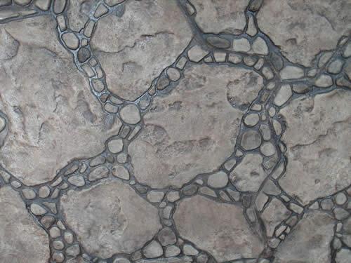 concrete flooring texture. Garden Stone Stamp Concrete Flooring Texture R