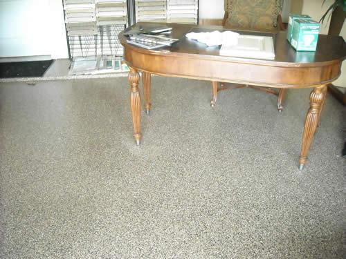 Concrete Flooring Overlay