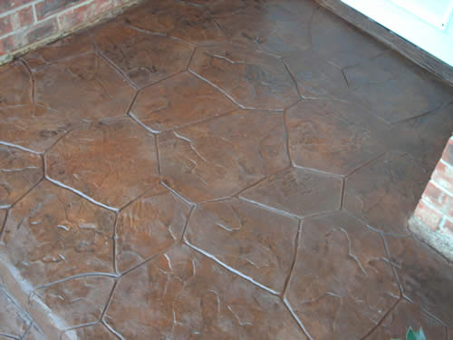 Concrete Flooring Stamped Concrete Overlays