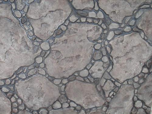 Stamped Concreteoverlayplano